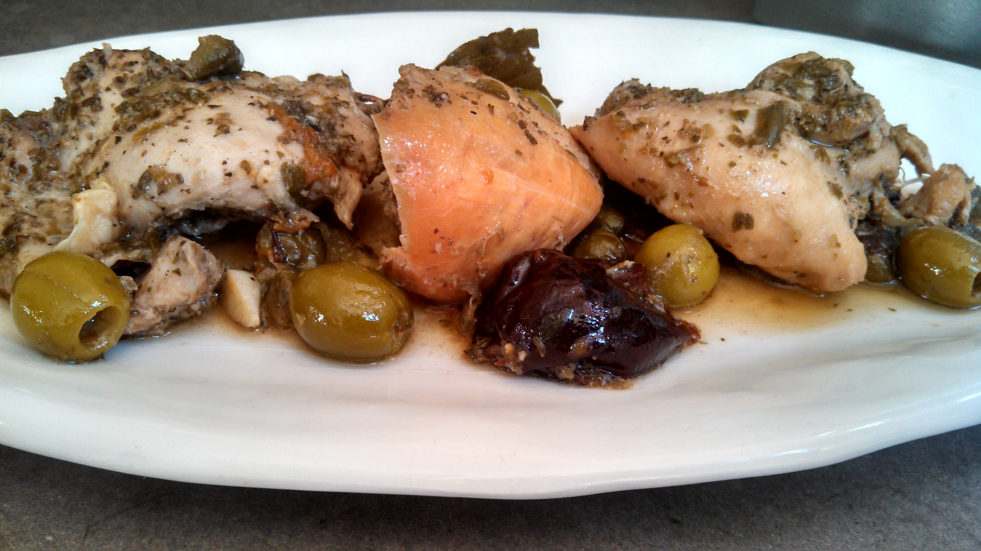 Slow Cooker Chicken Marbella Slow Cooker Chicken Marbella new pictures